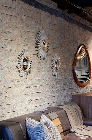 Kültür taşı, dekoratif taş, yapay taş duvar kaplama modelleri